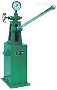 2CY型手动试压泵