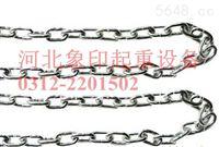 起重链条G80级高强度镀锌链条